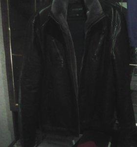 Куртка мужская с мехом