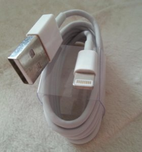USB-iPhone 5-6 кабель