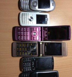 Обменяю, либо продам телефоны на запчасти