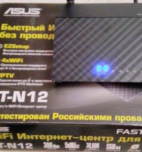 Роутер Asus RT-N12