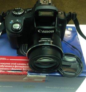 Фотоаппарат CANON SX50HS