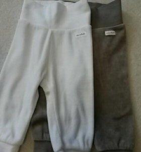 Велюровые штанишки H&M