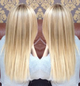 Блондирование и мелирование