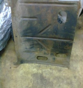 Защита двигателя ваз 2108
