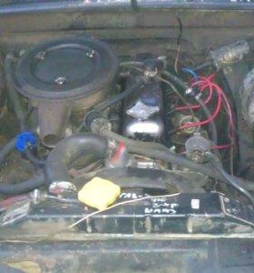 Двиготель 402 на Газ(волга)2.4л 98л.с.