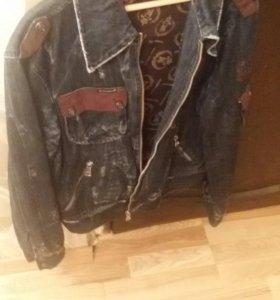 Куртка D&G50размер