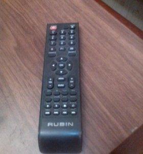 Пульт для телевизора Rubin