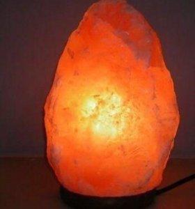 Продам/обменяю солевую лампу на увлажнитель воздух