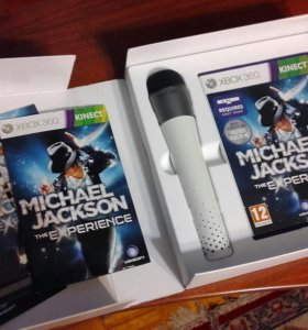 Продаю Michael Jackson The Experience XBOX 360
