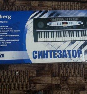 Продаю синтезатор Elenberg MS-5420