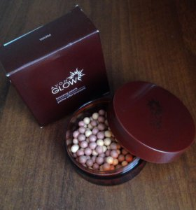 Румяна-шарики Avon Glow