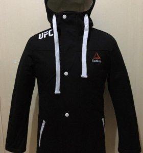 Куртка мужская зима 46-р новая