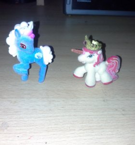 Лошадки-единорожки