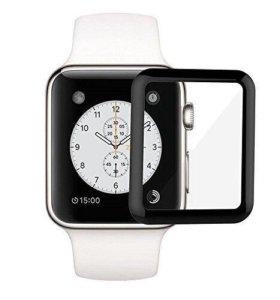 3D защитное стекло для Apple Watch 42mm