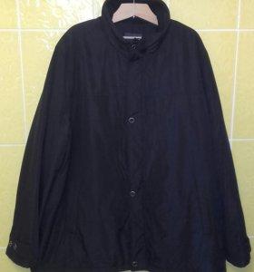 Куртка 58 размер утеплитель синтепон