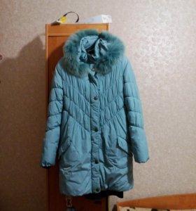 Для беременных зимняя курточка