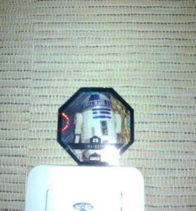 Продам редкий жетон R2D2
