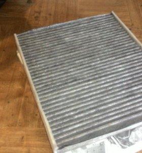 Фильтр угольный салонный на vw, skoda, audi, seat.
