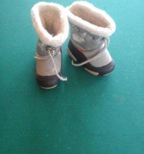 Батиночки детские осень -зима