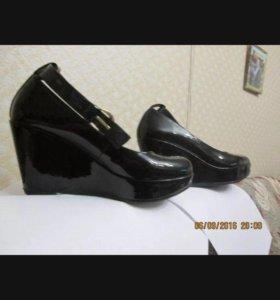 Туфли, кожа, 36,5 размер