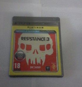 RESISTANCE 3 для ps3