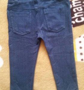 Детская кофточка и джинсики