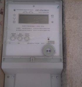 Счетчик электрической энергии многофункциональный