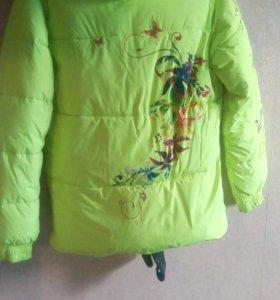 Продам новый горнолыжный костюм