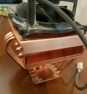 куллер с радиатором для CPU