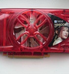Видеокарта Nvidia 9600 GT