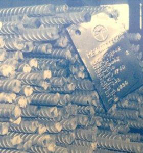 Арматура стальная А3  10мм периодический пофиль