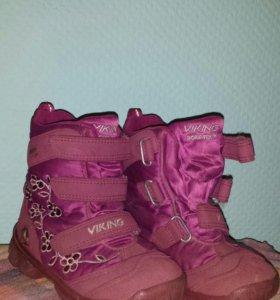 Ботинки viking