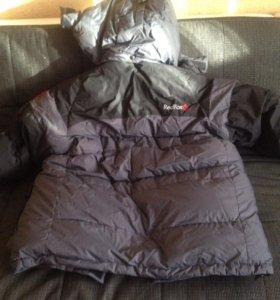 Мужская зимняя куртка , пуховая