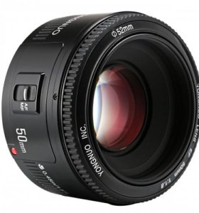Yongnuo 50/1.8 Canon