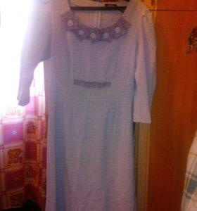 Платье было куплено за 2500. Одевала 1-2 раза