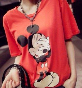 Футболка майка Mickey Mouse