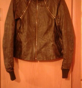 Куртка новая кожа Турция