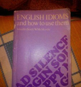 Учебник английских идиом