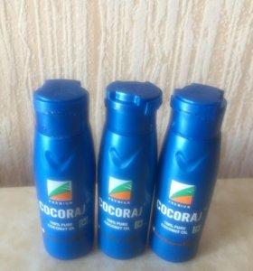Натуральное кокосовое масло из Индии