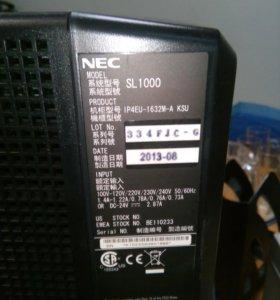 Атс Nec SL1000