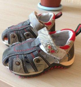 Туфли для мальчика 19 размер