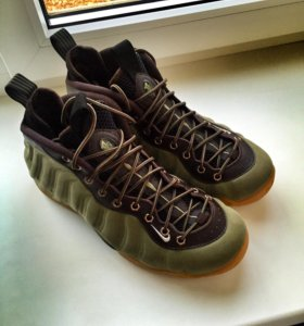 Nike Air Foamposite PRM olive