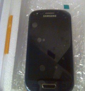 Сенсорный экран самсунг s3 мини GT-8190 новый