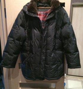 Куртка мужская зимняя 64/190