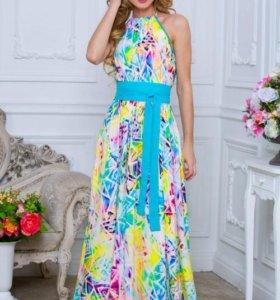 Новое платье из штапеля, рр 44,46,48,50,52