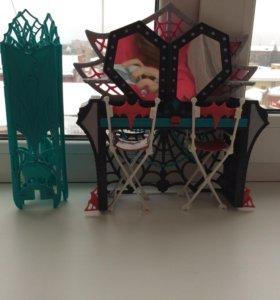 Мебель для кукол монстр хай