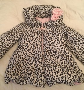 Курточка на синтепоне для девочки
