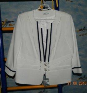 Пиджак белорусской фирмы новый с биркой