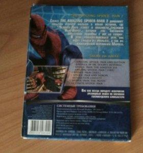 Диск Spider man