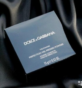 Dolce&Gabbana Perfection Veil Pressed Powder пудра